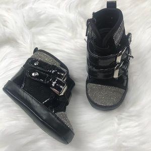 Stuart Weitzman Baby Ariana Vance Boot Size 2